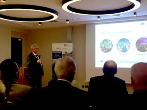 Vortrag von Peter Groner in Frankfurt